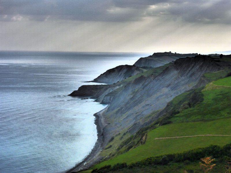 Klify nad Zatoką Baskijską