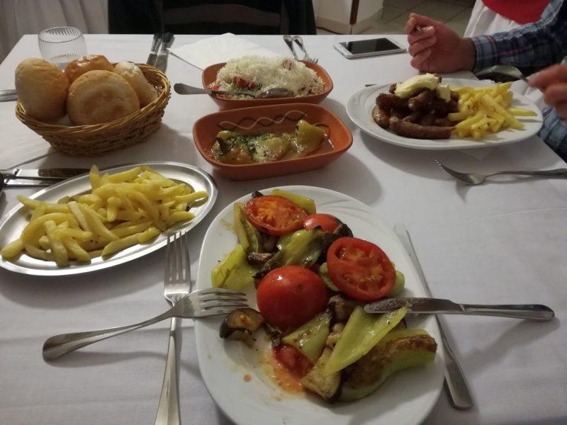 Serbskie przysmaki
